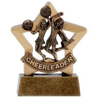Mini Star Cheerleader</br>A1125